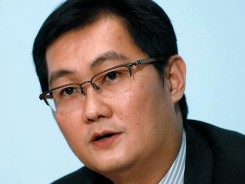 30 najbogatejših ljudi na svetu-Ma Huateng