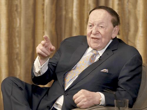 30 najbogatejših ljudi na svetu - Sheldon Adelson