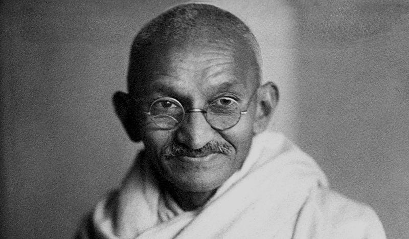 Mahatma Gandhi: 10 temeljev za spreminjanje sveta