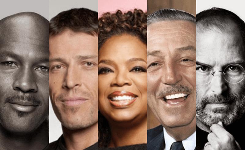 Vir motivacije petih najuspešnejših ljudi