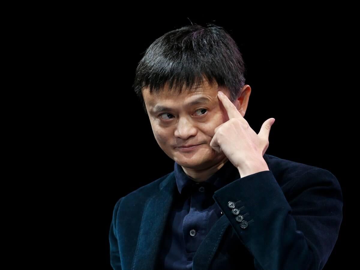 Jack Ma (Vir: REUTERS/Lucy Nicholson)