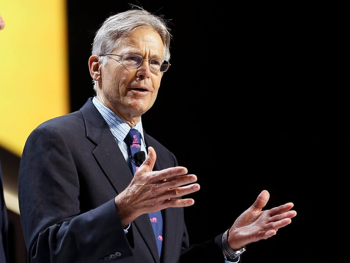 Jim Walton (Vir: REUTERS/Rick Wilking)