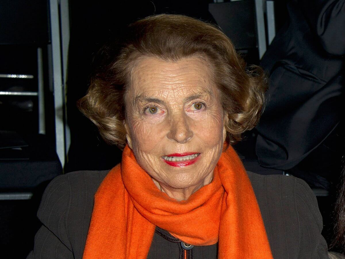 Liliane Bettencourt (Vir: Pascal Le Segretain/Getty Images)
