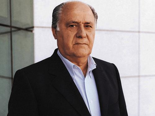 Najbogatejši ljudje na svetu: Amancio Ortega
