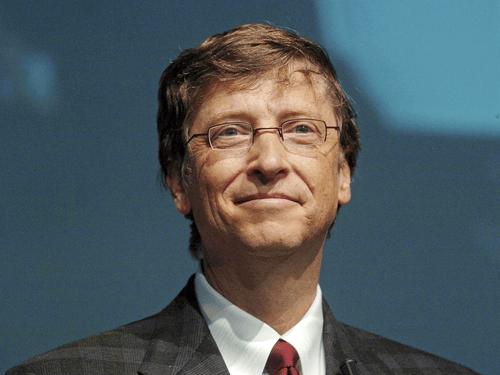 Najbogatejši ljudje na svetu: Bill Gates
