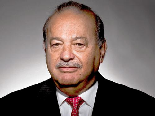 Najbogatejši ljudje na svetu: Carlos Slim Helú