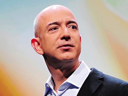 Najbogatejši ljudje na svetu: Jeff Bezos