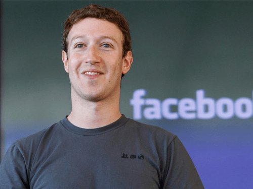 Najbogatejši ljudje na svetu: Mark Zuckerberg