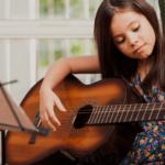 Učenje glasbe pri otrocih je koristno