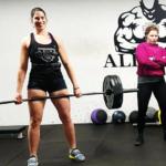 """Alja Medici, pl., tekmovalka v powerliftingu: """"Limite so tu zato, kot stereotipi, da se jih razblini!"""""""