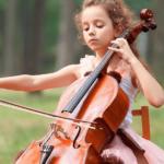 Učenje glasbe pri otrocih