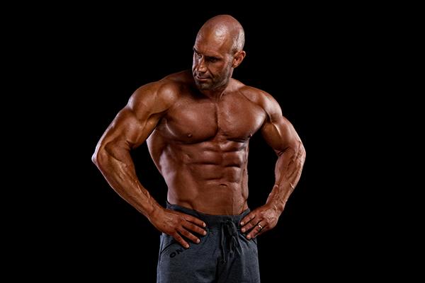 Gašper Grom_Bodybuilding