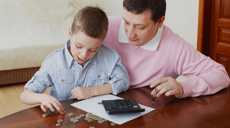 Katere so dobre varčevalne navade za otroke
