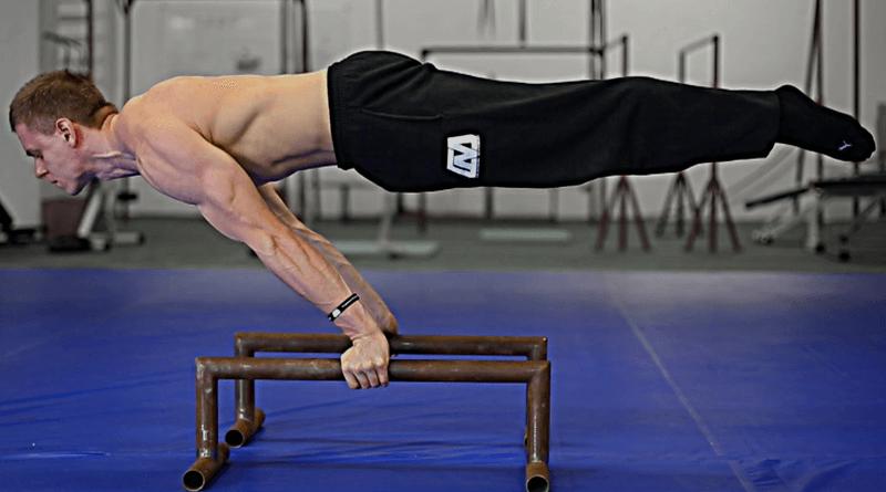 Kalistenika oz. trening z lastno težo, 1. del: UVOD