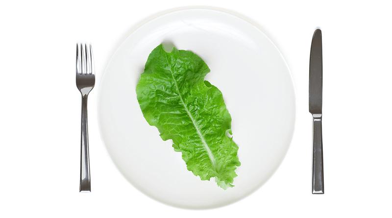 Prehranski skrajneži