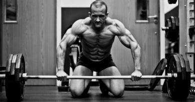 Nasveti za nepotrpežljive naravne bodybuilderje
