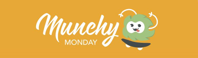 Munchy Monday zdravi prigrizki
