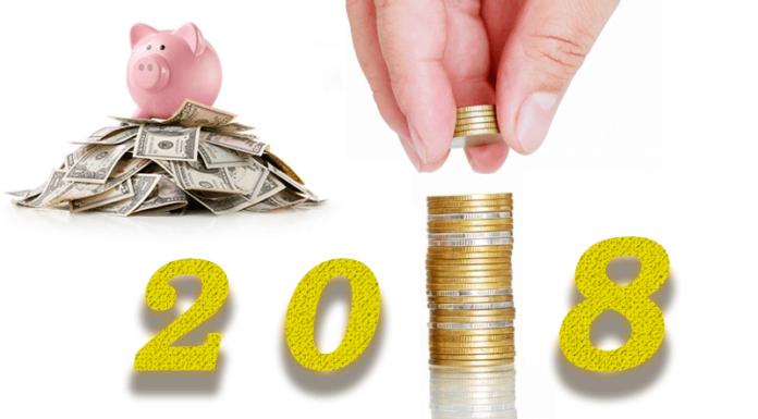 finančne novoletne zaobljube