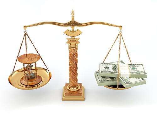 finančno ravnovesje