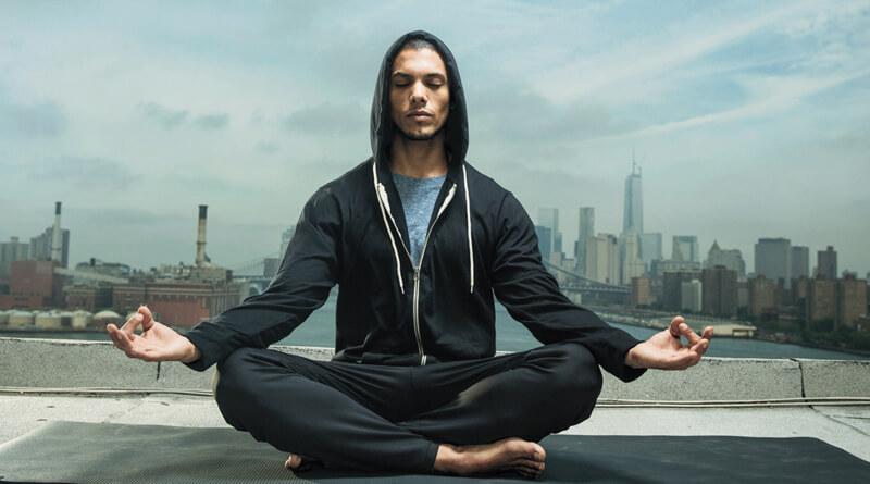 meditacija za športnike prinaša koristi