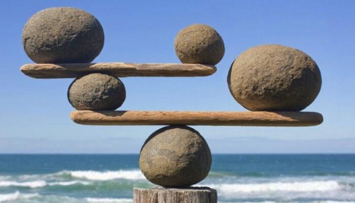 uravnoteženo življenje